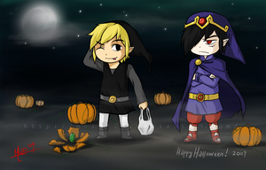 Halloween 2009 by MOLD123