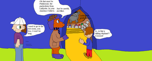 Doctor Who Chester S1 Ep5 pt.6 by thetrans4master