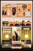The Spire Pg 2 Coloured By Mike Rayn3r- by RAYN3R-4rt