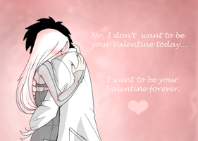 More mushy V-day stuff by Inverted-Mind-Inc
