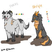 Fracas and Strife by kovah