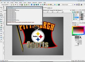 Paint Shop Pro Hates Pittsburg by cotrackguy