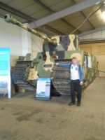 TOG II* Size Comparison by Weldit