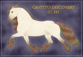 Cavitto Discovery ID 241 by VAngelLJ