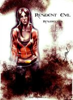 claire redfield version 2 by toxiksskulls