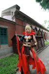 Fate EXTRA CCC saber cosplay by SoDeco