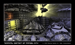 terminal district of mandel city by fraterchaos