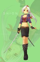 Shion by NickBeja