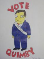 Vote Quimby by Cherryberry-manga