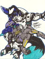 Armored Core by GrimmisJohnson81