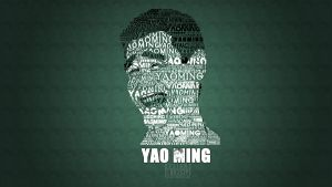 Yao Ming Wallpaper by elbichopt
