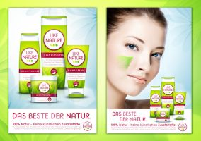 Like Nature Package Design by Zoa-Arts