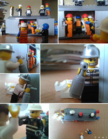 Imaginative Lego's by nubpro