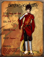 CA App: FengHe by The-Noodles