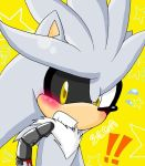 Silver the Hedgehog by Night-the-wolf