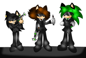 |\:.Group 1.:/| MIB by XRayHedgehogX