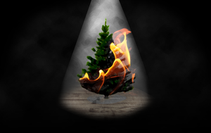 The Christmas Tree by Zalgroth