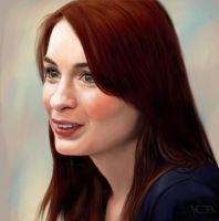 Felicia Day by tonyob