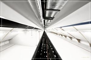 Cable tray by 0-Photocyte