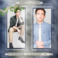 +Photopack png de Kevin Mchale. by MarEditions1