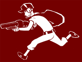 TF2 Scout by Boltstriker