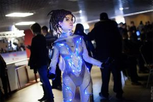 Sarah Kerrigan, cosplay by Feyische
