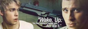 Wake. Up. by Leesa-M