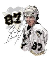 Sidney Crosby by djinn-world