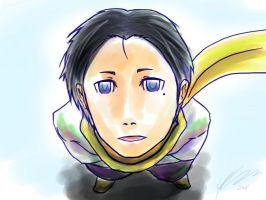 Persona 3 Ryoji Mochizuki by bad-exposition