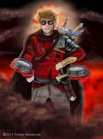 Dave Strider by DimForce