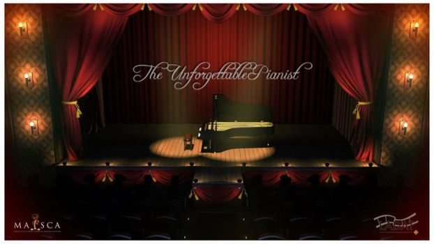 The Unforgettable Pianist - Theatre by Jantoni
