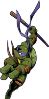 shellshock -Donatello- by FREAKfreak