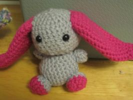 first amigurumi by zenzen-zero