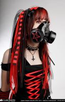 Cyber Goth 4 by Kimidori-apple