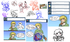 Skyward sword dump 2 by Snake--man