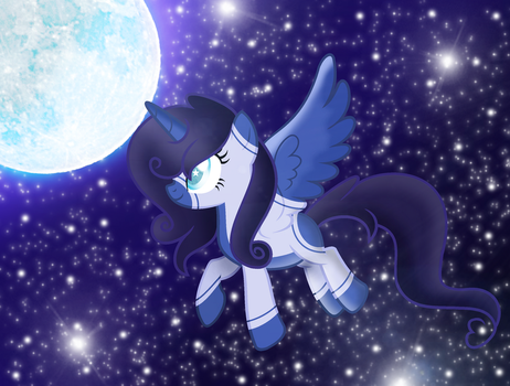 Mystic Night | Moon by BloodLover2222