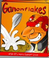 Ganonflakes by MarcelG50
