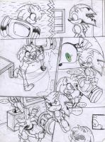 Sonamy Comic Our battles 14 by heitor-jedi