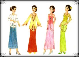 Kebaya Design by nabilaclydea