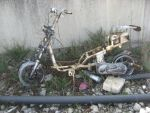 Broken Bike by MushroomBrain