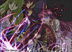 Code Geass by palladineve4