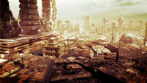 Kalistan Matte Painting: uni by GDSWorld