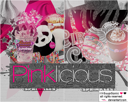 Pinklicious Textures by SuuprSoniic