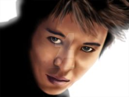 Jet Li by cassiesillustrations