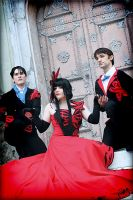 xxxHolic: A Midsummernight's Dream by KuraiOfAnagura