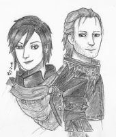 Hawke and Anders by alex-nat