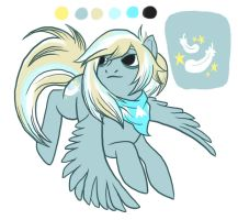 New Pegasus by PetiteLaSouris