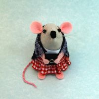 Photographer Mouse Female by The-House-of-Mouse