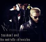 Albert Wesker The Umbrella Chronicles by AlbertWeskerG