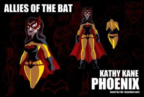 Allies of the Bat: Phoenix by jasonhohoho